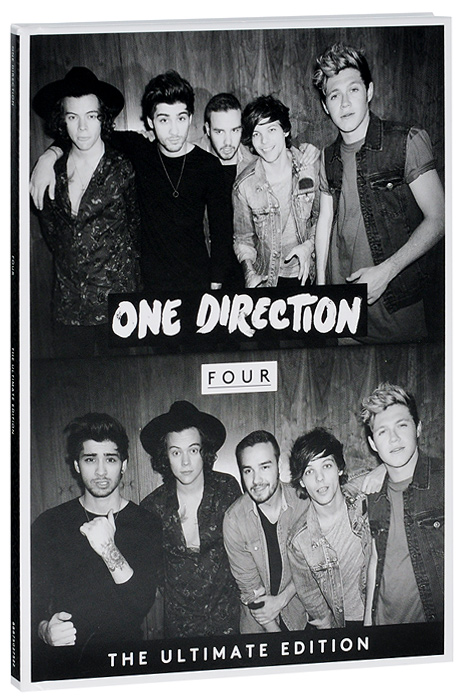 One Direction One Direction. Four. The Ultimate Edition сигнализатор поклевки hoxwell new direction k9 r9 5 1