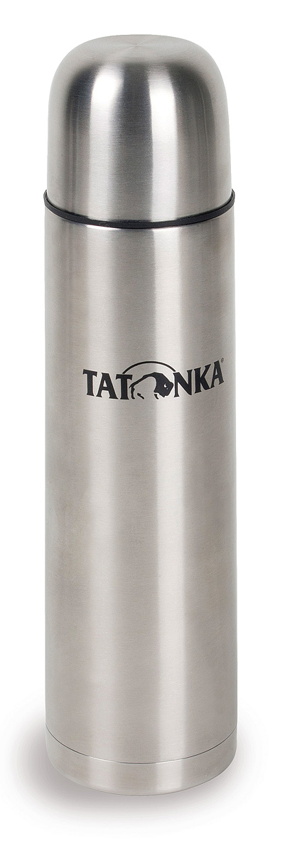 Термос Tatonka Hot & Cold Stuff, 0,7 лSPIRIT ED 8420Термос из нержавеющей стали Tatonka Hot & Cold Stuff. Горячее останется горячим, а холодное - холодным, достаточно долгое время. У термоса практичная винтовая пробка, открутив которую на полтора оборота, можно наливать напиток, не вынимая пробку из термоса. Крышка термоса может использоваться как удобный термостакан.Диаметр термоса: 8,3 см.Высота термоса: 27,4 см.Тепло: при заливании жидкости 95°С, через 6 часов 76°С, через 24 часа 46°С.Холод: при заливании жидкости 4°С, через 6 часов 4°С, через 24 часа 10°.