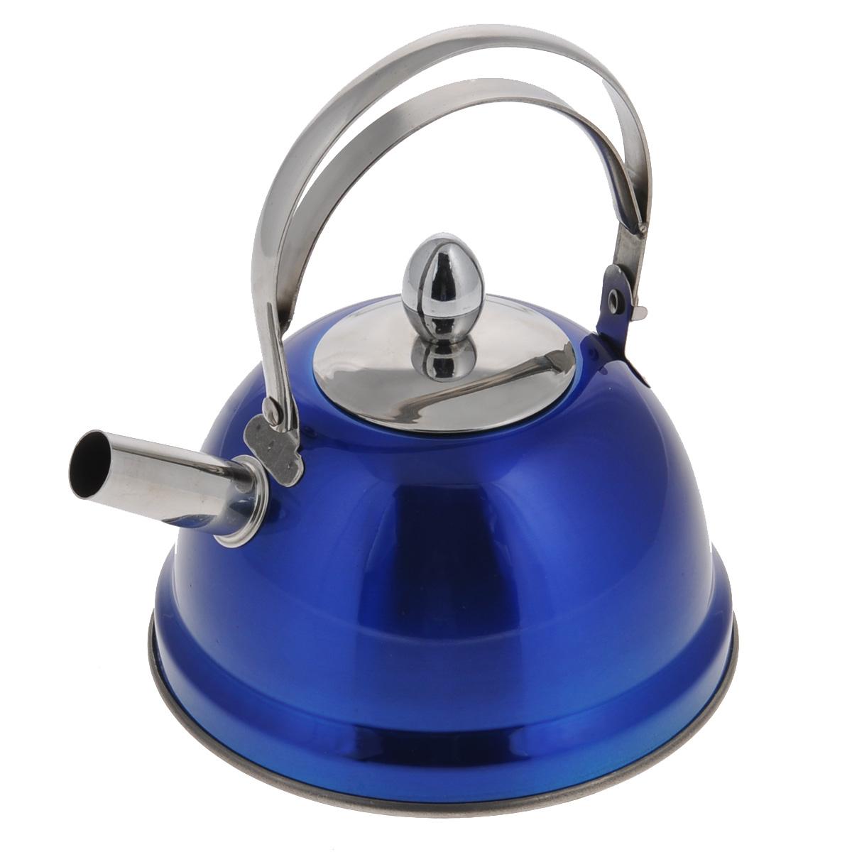 Чайник заварочный Bekker De Luxe, с ситечком, цвет: синий, 0,8 л. BK-S430115510Чайник Bekker De Luxe выполнен из высококачественной нержавеющей стали, что обеспечивает долговечность использования. Внешнее цветное зеркальное покрытие придает приятный внешний вид. Капсулированное дно распределяет тепло по всей поверхности, что позволяет чайнику быстро закипать. Эргономичная подвижная ручка выполнена из нержавеющей стали. Чайник снабжен ситечком для заваривания. Можно мыть в посудомоечной машине. Пригоден для всех видов плит, включая индукционные. Диаметр (по верхнему краю): 5 см.Высота чайника (без учета крышки и ручки): 8 см.Высота чайника (с учетом крышки): 17,5 см.Диаметр основания: 14 см. Толщина стенки: 0,5 мм.Высота ситечка: 5,5 см.