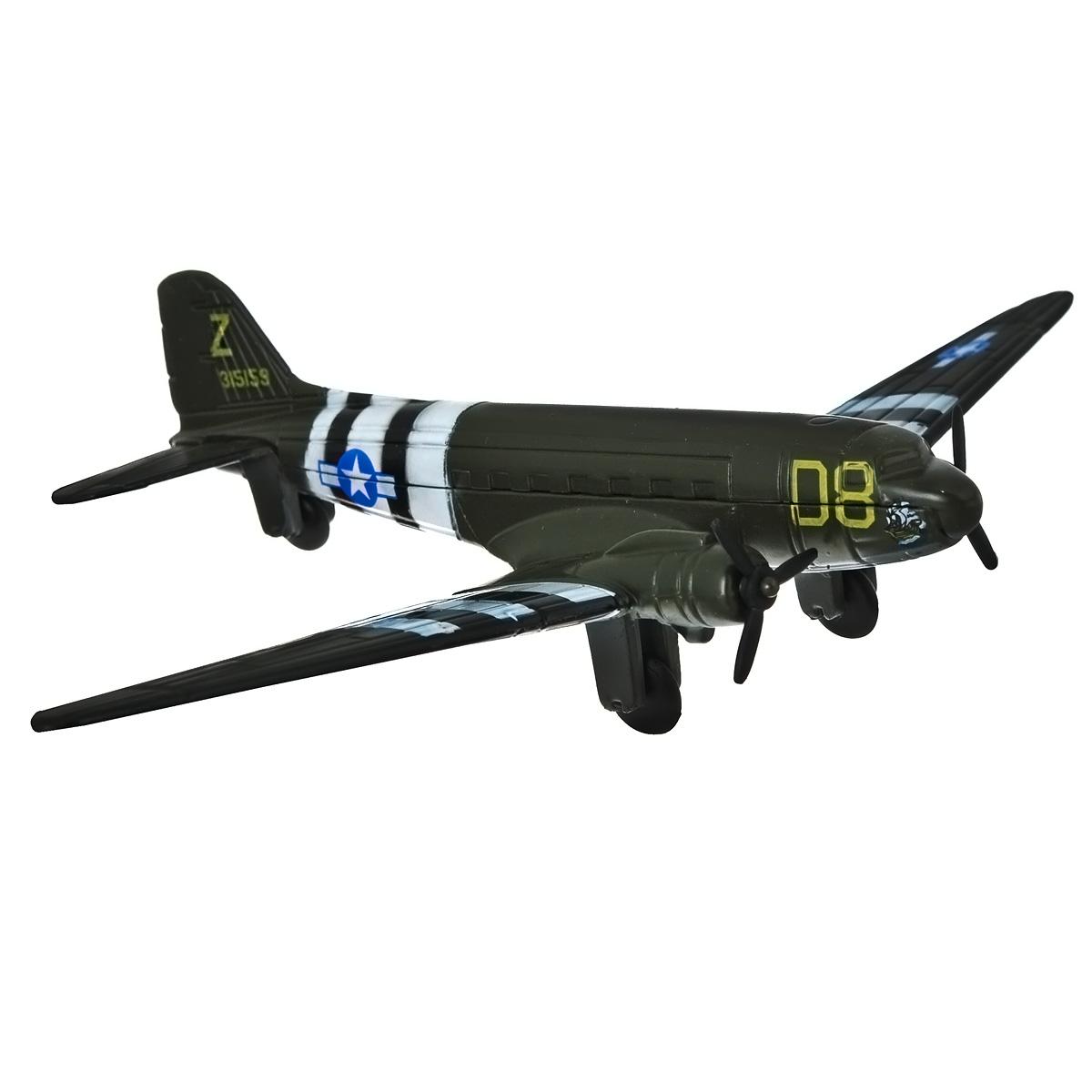 MotorMax Cамолет Boeing C-47 Skytrain