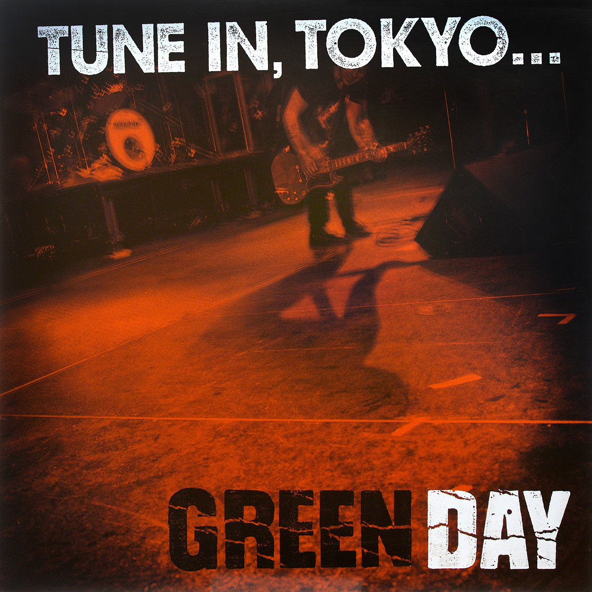 Green Day Green Day. Tune In Tokyo (LP) green day