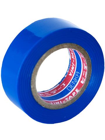 Лента изоляционная Denka Vini Tape, цвет: синий, 19 мм х 9 м2706 (ПО)Лента изоляционная Denka Vini Tape используется для работы с проводкой и изоляцией, бытовых нужд, в качестве защитного покрытия и т.д.