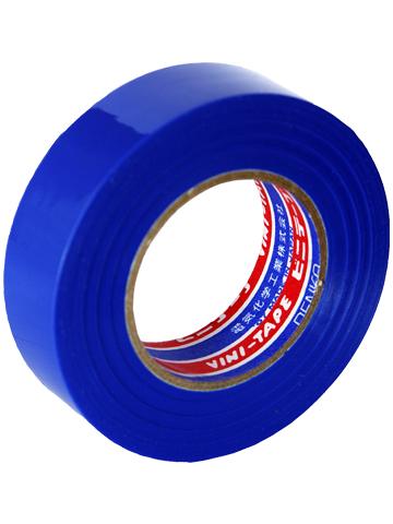 Лента изоляционная Denka Vini Tape, цвет: синий, 18 мм х 20 м4172Лента изоляционная Denka Vini Tape используется для работы с проводкой и изоляцией, бытовых нужд, в качестве защитного покрытия и т.д.