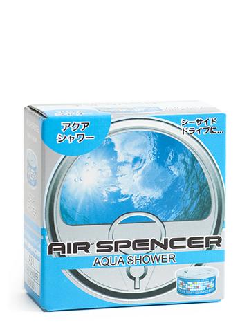 Ароматизатор меловый Eikosha Aqua ShowerRC-100BPCМеловый ароматизатор Eikosha Aqua Shower - это приятное приобретение в салон автомобиля. Приятный и ненавязчивый аромат придаст уютную и комфортную обстановку в машине на долгое время, а компактный размер позволит разместить ароматизатор в любой части салона.