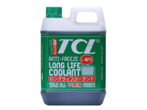 Антифриз TCL LLC, готовый, цвет: зеленый, 2 лHG 9025Высококачественная охлаждающая жидкость TCL LLC, препятствующая перегреву двигателей даже в сильную жару и замораживанию системы охлаждения в сильный мороз. Защищает от коррозии металлические части системы охлаждения и удаляет с них ранее образовавшиеся окислы. Является отличной смазкой для помп. Сохраняет свои качества в системах охлаждения в течение 2 лет. Не замерзает до температуры -40°С. Антифриз зеленого цвета предназначен для всех автомобилей, кроме TOYOTA и DAIHATSU.Состав: этиленгликоль, комплекс присадок.