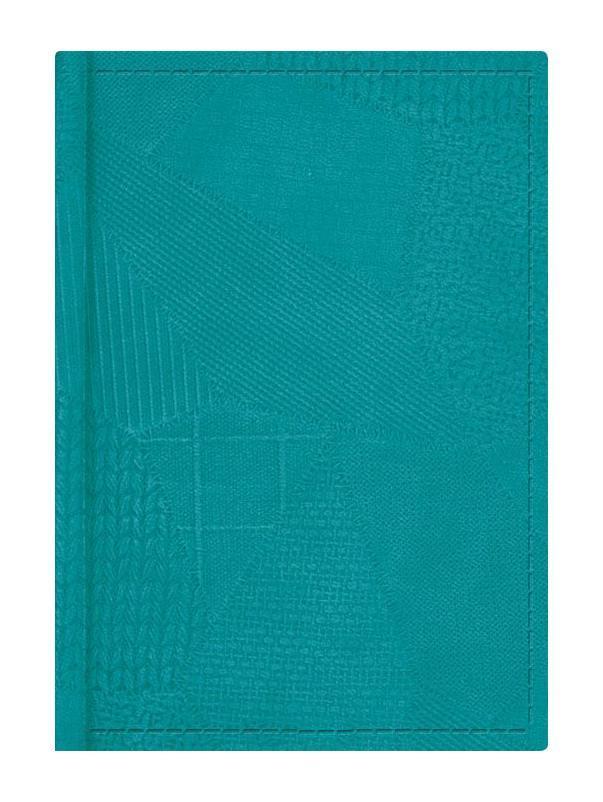 Erich Krause Ежедневник 105х150, BAZAR, цвет: бирюзовый34238Недатированный.