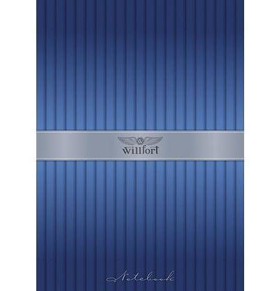 W Бизнес-блокнот 80л А4ф 80 гр/кв.м клетка тв.переплет-PLISSE- Синий400708Бизнес-блокнот элит класса в твёрдом переплёте.Листаж - 80 листов, А4 формата. Клетка Тип разметки: В клетку; тип бумаги: Шелковисто-матовая; формат: А4; обложка: Книжная; пол: унисекс; упаковка: Коробка картонная