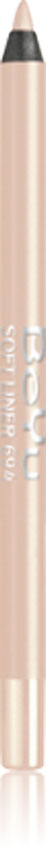 BeYu Карандаш для глаз, универсальный, тон №690, 1,2 г121.78Мягкая текстура карандаша Soft Liner легко и приятно наносится на нежную кожу век. Уникальный состав на основе масел. Абсолютно гипоаллергенен. Благодаря стойкой формуле карандаш фиксируется уже через минуту и становится водостойким. При этом он легко растушевывается, оставляя на веках насыщенный ровный цвет. Огромная цветовая палитра дает простор для творчества, а удобная пластиковая упаковка защищает грифель от сколов. Этот стойкий карандаш для дневного и вечернего макияжа - абсолютный must-have каждой косметички!Товар сертифицирован.