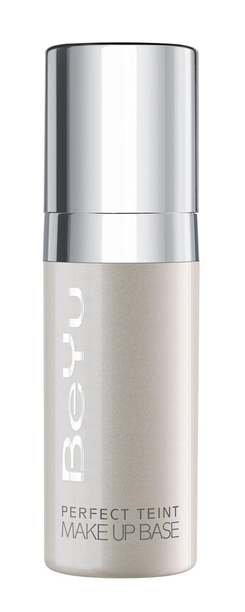 BeYu База для макияжа Perfect Teint Make Up Base, 15 млSC-FM20104Скрывает мелкие недостатки кожи: красноту, серый цвет лица. Визуально уменьшает морщинки и расширенные поры. Благодаря специальному пигменту, названному фотолюминисцентный комплекс, база подстраивается под естественный тон лица и создается эффект фотошопа (холеной, светящейся изнутри кожи). Базу под макияж можно использовать самостоятельно в качестве тонального средства очень легкой укрывности.Товар сертифицирован.