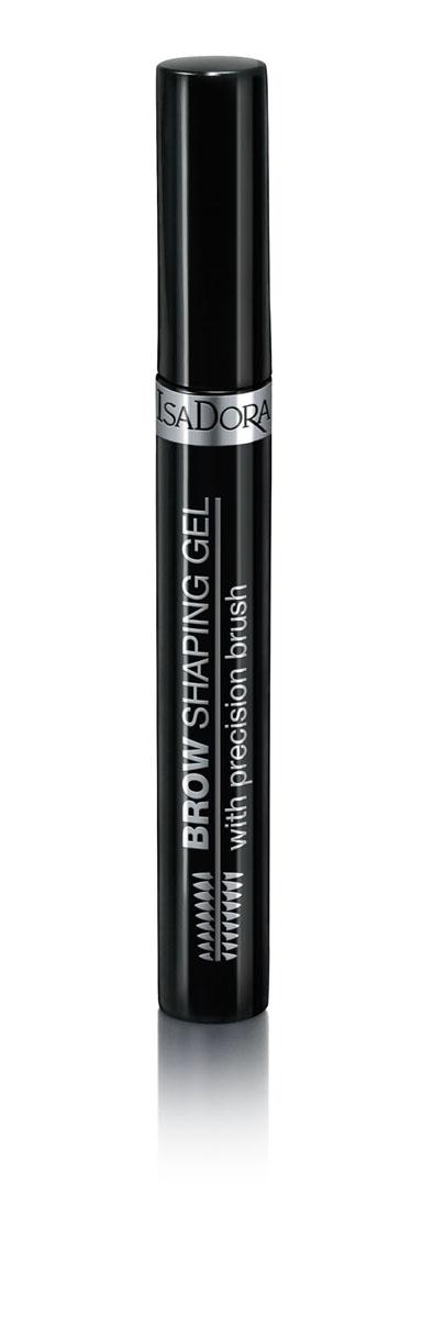 Isa Dora Гель для бровей Brow Shaping Gel, тон №60 Transparent (Прозрачный), 5,5 мл5010777142037Новая миниатюрная щеточка высокой точности - для легкого и точного нанесения. Гелевая формула с волокнами - делает брови объемными и заполняет пустоты, прокрашивает волоски и кожу. Придает форму и фиксирует - идеальная форма в течение всего дня. Устойчивый. Товар сертифицирован.