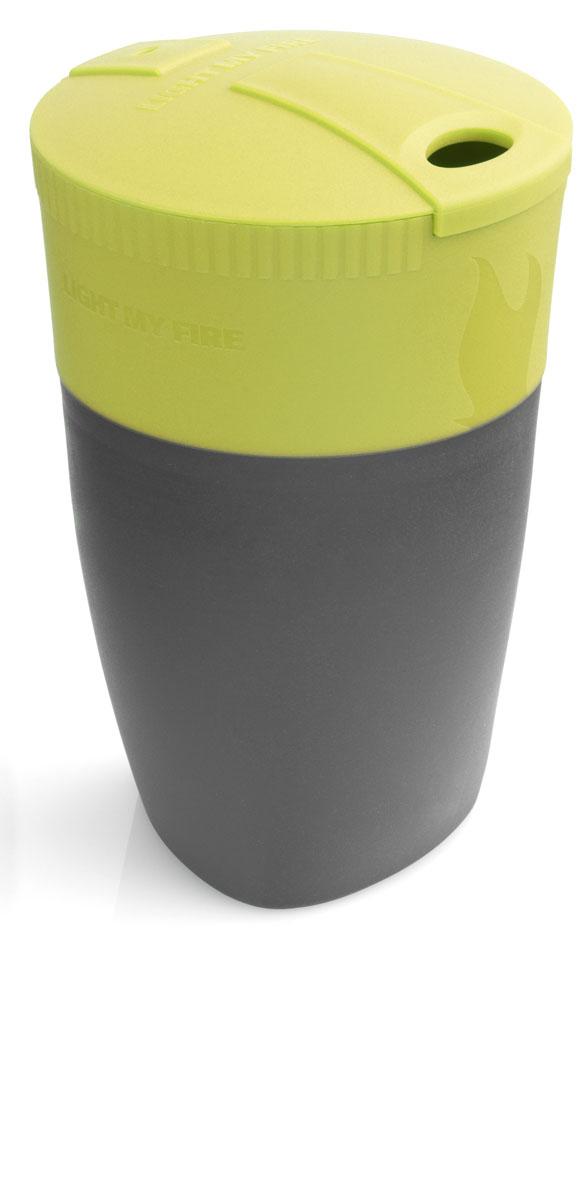 Кружка складная Light My Fire Pack-up-Cup, цвет: лайм, 260 мл42390510Складная кружка Light My Fire Pack-up-Cup отлично подходит для использования как в походе, так и в офисе. Она компактно складывается для более удобной переноски, в рабочем состоянии может вмещать до 260 мл жидкости. При необходимости кружку легко можно поместить в MealKit или в LunchKit.