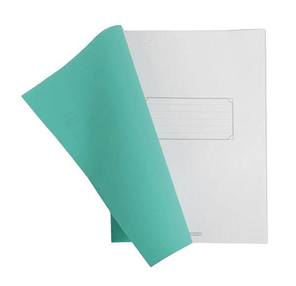 Тетрадь для записи 80л А4ф клетка на скобе в Полимерной обложке Зеленая72523WD80 листов. Полимерная обложка. Внутренний блок 60 гр/кв.м. Титульный лист. Тип разметки: В клетку; тип бумаги: Шелковисто-матовая; формат: А4; обложка: ПВХ; пол: унисекс; возраст: старшие классы; способ крепления: Скрепка; упаковка: Коробка картонная