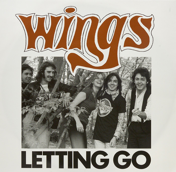 Wings Wings. Letting Go (LP) holly hillgardner longing and letting go