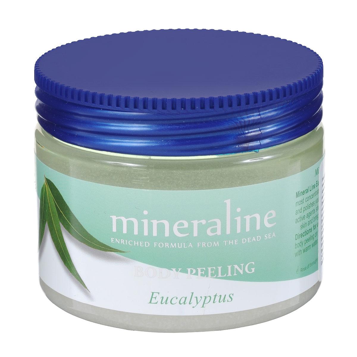 Mineraline Пилинг для тела Эвкалипт, 500 гFS-00897Пилинг для тела Mineraline очищает и полирует кожу, делая ее мягкой и бархатистой. Активные вещества стимулируют ткани, нежно очищают кожу от мертвых клеток, насыщая ее полезными микроэлементами и витаминами. Эвкалипт нормализует работу сальных желез, обладает противовоспалительным и обеззараживающим действием. Применяется для устранения различных кожных высыпаний и угрей. Товар сертифицирован.
