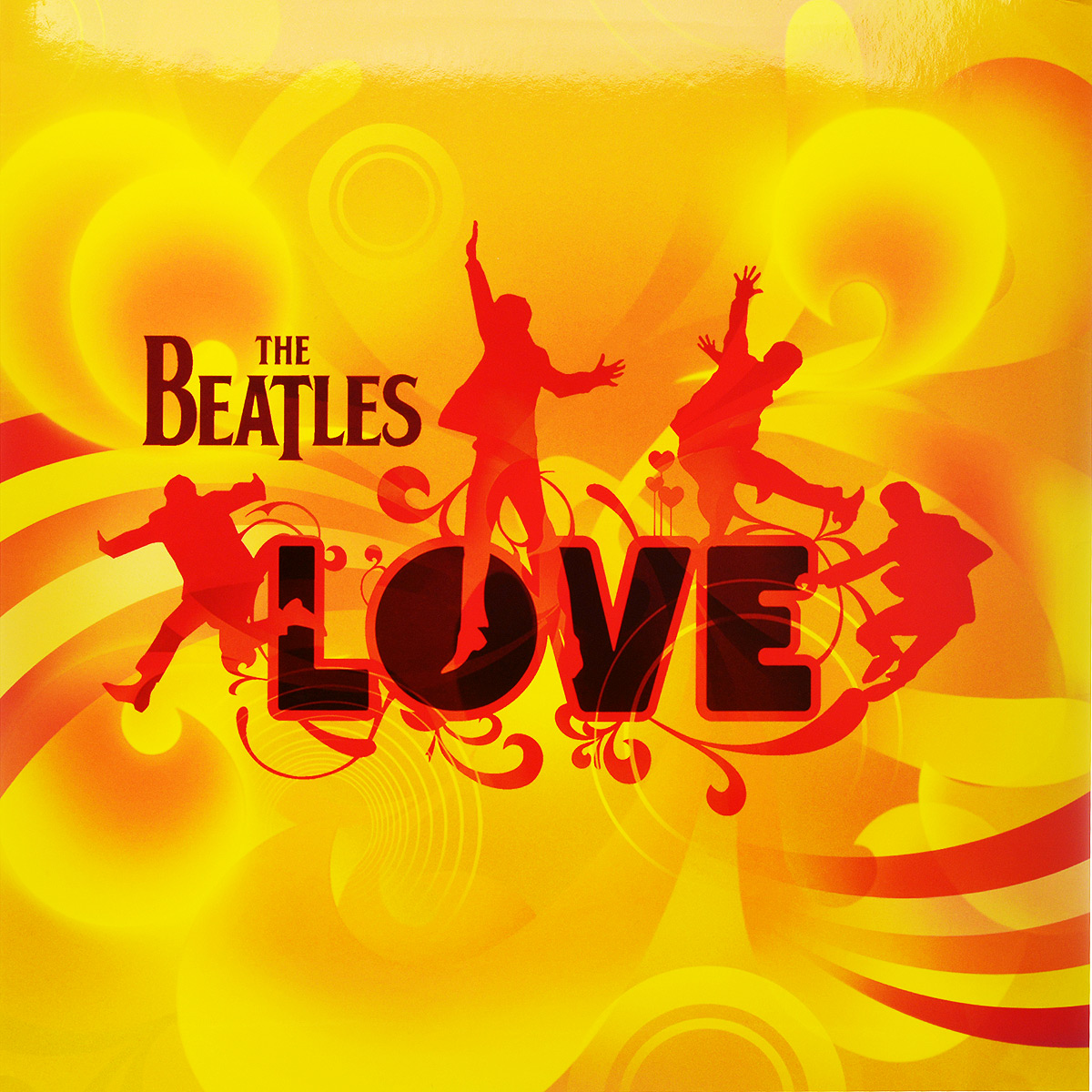 The Beatles The Beatles. Love (2 LP) кронштейн vogels vlb500