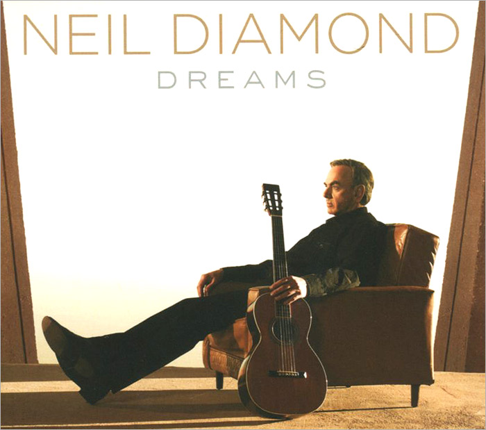 Нил Даймонд Neil Diamond. Dreams neil barrett футболка