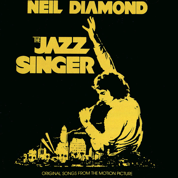 Нил Даймонд Neil Diamond. The Jazz Singer neil barrett футболка