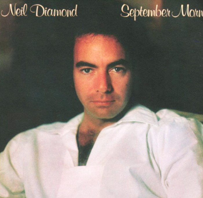 Нил Даймонд Neil Diamond. September Morn neil barrett футболка