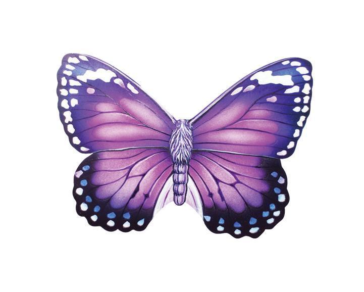 Ароматизатор Phantom Butterfly, с ароматом жасмина, цвет: фиолетовыйU1P-10189-RUSSОригинальный ароматизатор нейтрализует посторонние запахи и наполняет воздух приятным свежим ароматом. Предназначен для ароматизации автомобиля, дома или офиса. Ароматизатор выполнен из высококачественного пластика, идентичного керамике, в форме бабочки. Аромат держится до 30 дней. Состав: пластик, ароматическая отдушка. Размер ароматизатора: 6,5 см х 4,5 см х 1,5 см.