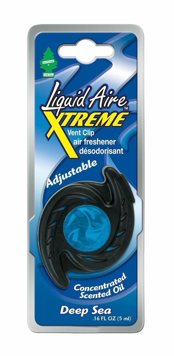 Ароматизатор Liquid Aire Xtreme Морская Пучина (Deep Sea)CA-3505Ароматизатор Liquid Aire Xtreme уникален по эффективности действия, насыщенности и стойкости запаха. Подходит для использования в салоне автомобиля, а также в помещениях.