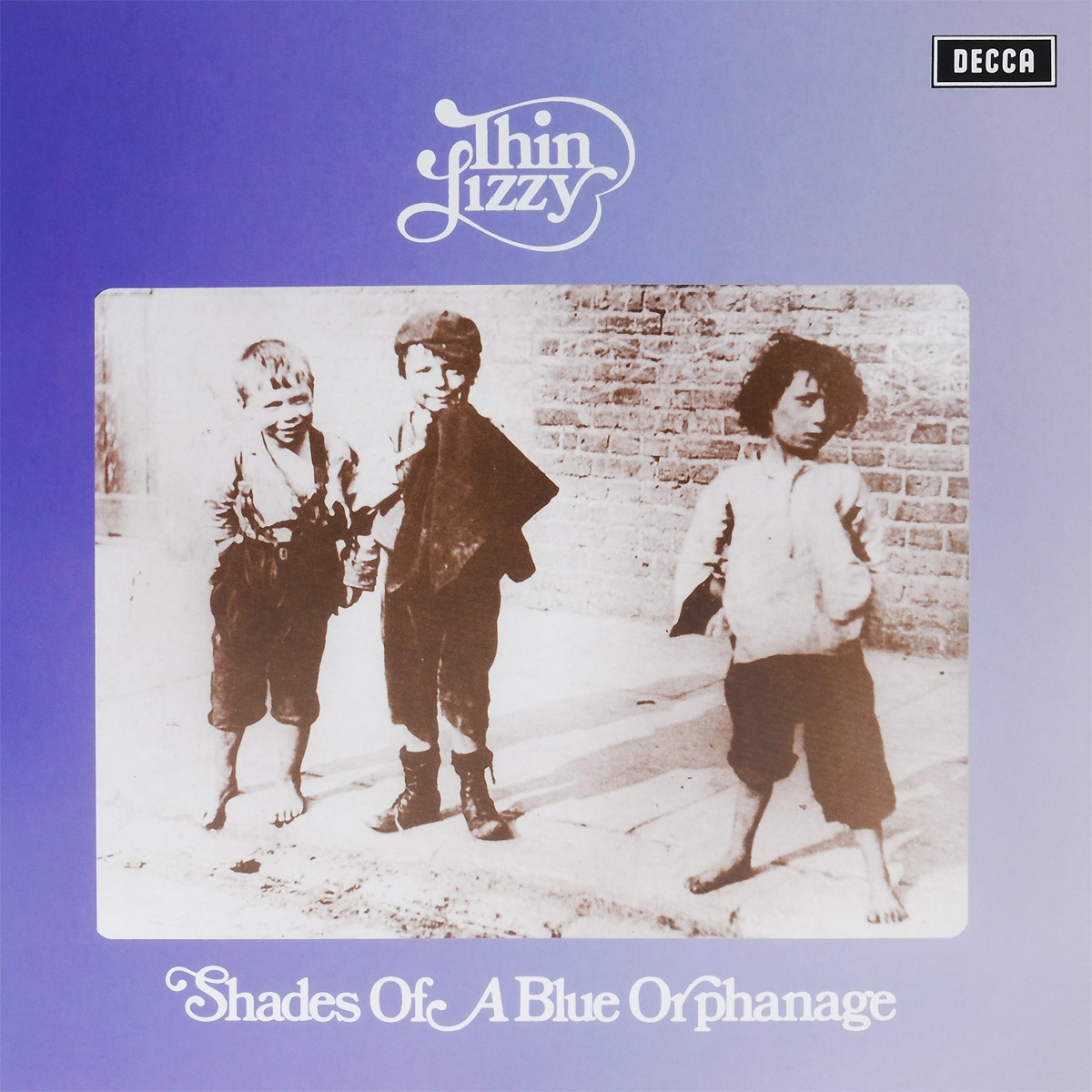 Thin Lizzy Thin Lizzy. Shades Of A Blue Orphanage (LP) thin lizzy thin lizzy black rose 180 gr