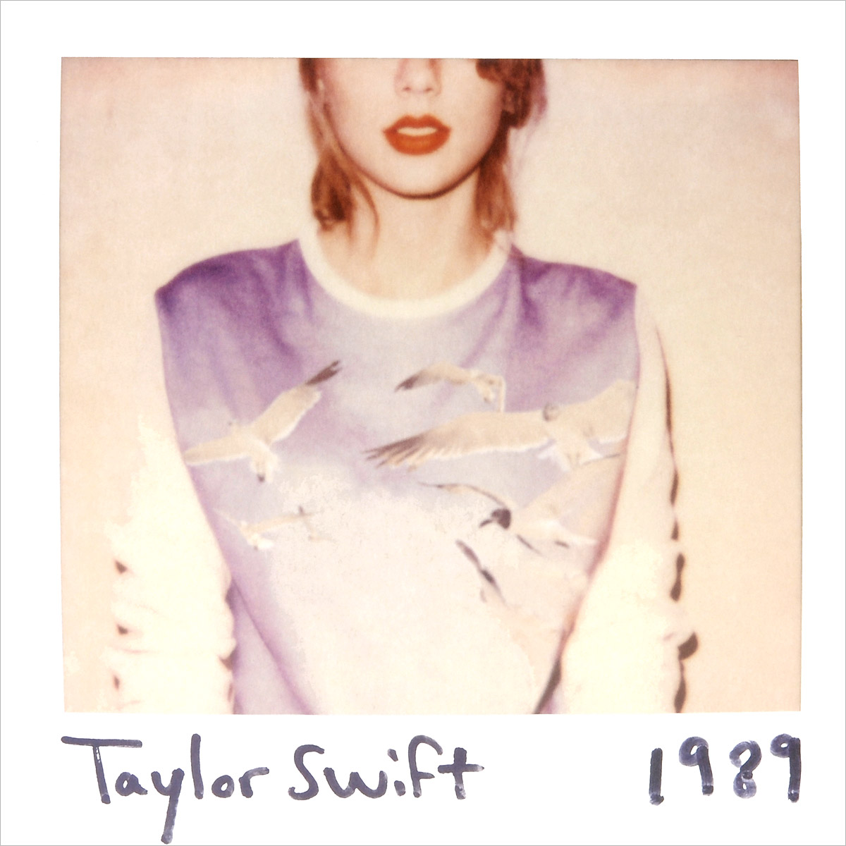 Тейлор Свифт Taylor Swift. 1989 (2 LP) taylor swift 1989