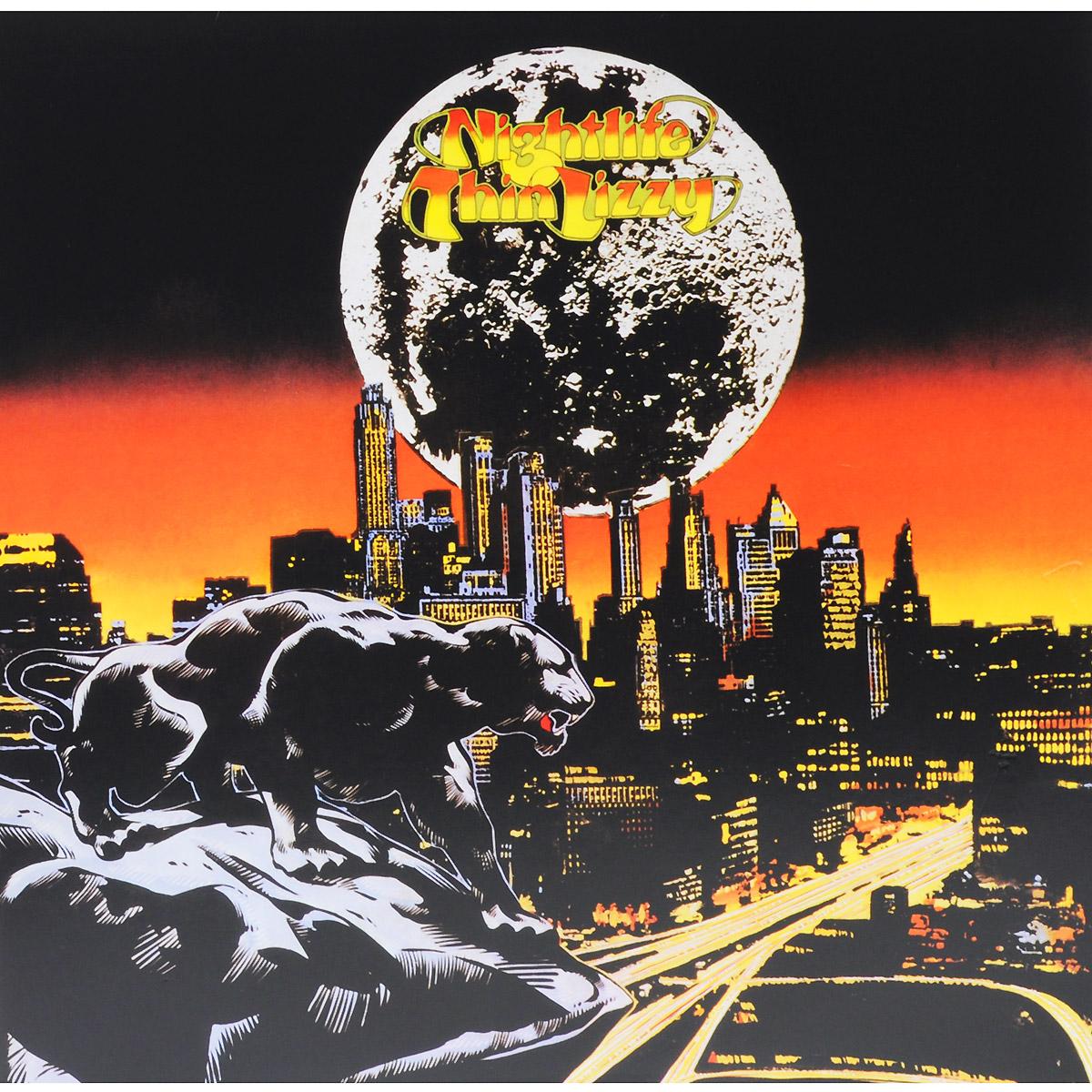 Thin Lizzy Thin Lizzy. Nightlife (LP) nightlife cd