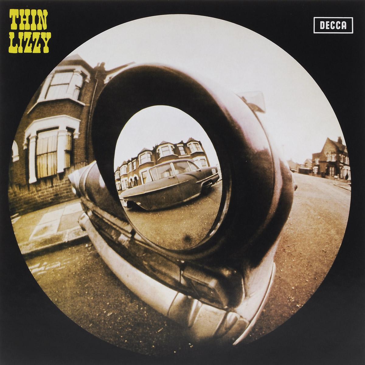 Thin Lizzy Thin Lizzy. Thin Lizzy (LP) thin lizzy thin lizzy black rose 180 gr
