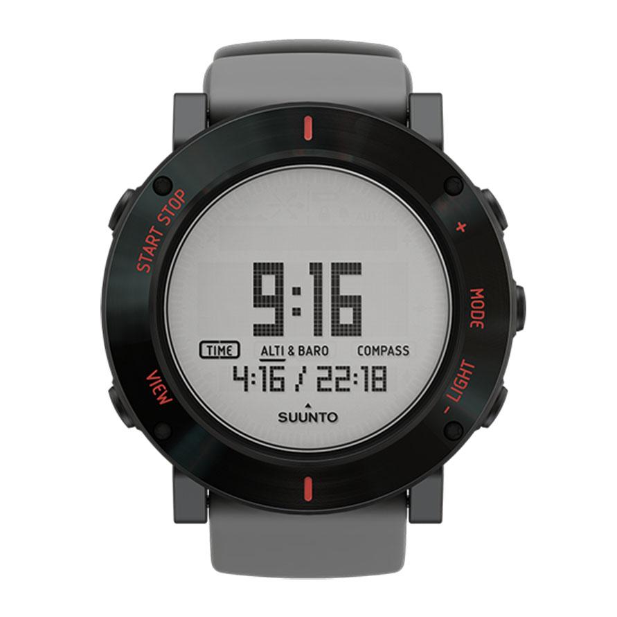 Часы спортивные Suunto Core Crush, цвет: серыйSS020691000Удостоенные наград часы серии Suunto Core оснащены удобными функциями для активного отдыха, заключенными в прочный корпус. Совмещая в себе альтиметр, барометр, компас и сведения о погоде, часы Suunto Core готовы предоставить исследователям все необходимые функции для великих приключений. Эти часы специально созданы, чтобы пробудить в каждом тягу к исследованиям.Основные функции:Альтиметр.Барометр.Компас.Термометр.Штормовое предупреждение.Время восхода/захода солнца.Глубиномер для подводного плавания с трубкой.Многофункциональные часы с отображением даты и времени.Сменная батарея.Меню на нескольких языках (английском, французском, немецком, испанском).
