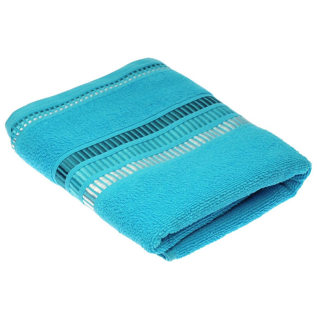 Полотенце махровое Coronet Пиано, цвет: бирюзовый, 50 см х 90 смCLP446Махровое полотенце Coronet Пиано, изготовленное из натурального хлопка, подарит массу положительных эмоций и приятных ощущений. Полотенце отличается нежностью и мягкостью материала, утонченным дизайном и превосходным качеством. Оно прекрасно впитывает влагу, быстро сохнет и не теряет своих свойств после многократных стирок. Махровое полотенце Coronet Пиано станет достойным выбором для вас и приятным подарком для ваших близких. Мягкость и высокое качество материала, из которого изготовлены полотенца не оставит вас равнодушными.