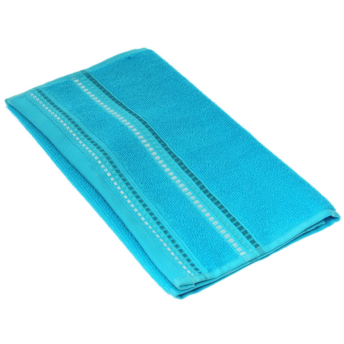 Полотенце махровое Coronet Пиано, цвет: бирюзовый, 30 х 50 см12723Махровое полотенце Coronet Пиано, изготовленное из натурального хлопка, подарит массу положительных эмоций и приятных ощущений. Полотенце отличается нежностью и мягкостью материала, утонченным дизайном и превосходным качеством. Оно прекрасно впитывает влагу, быстро сохнет и не теряет своих свойств после многократных стирок. Махровое полотенце Coronet Пиано станет достойным выбором для вас и приятным подарком для ваших близких. Мягкость и высокое качество материала, из которого изготовлены полотенца не оставит вас равнодушными.
