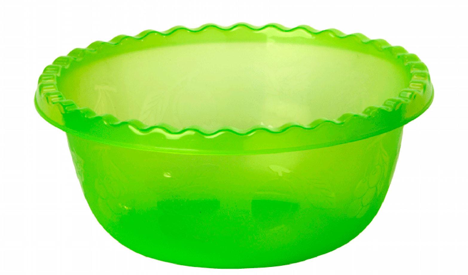 Миска Idea, цвет: салатовый, 1,8 лPRV-1590/3Вместительная миска Idea изготовлена из высококачественного пищевого полипропилена. Изделие очень функциональное, оно пригодится на кухне для самых разнообразных нужд: в качестве салатника, миски, тарелки. По периметру миска украшена узором в виде фруктов.