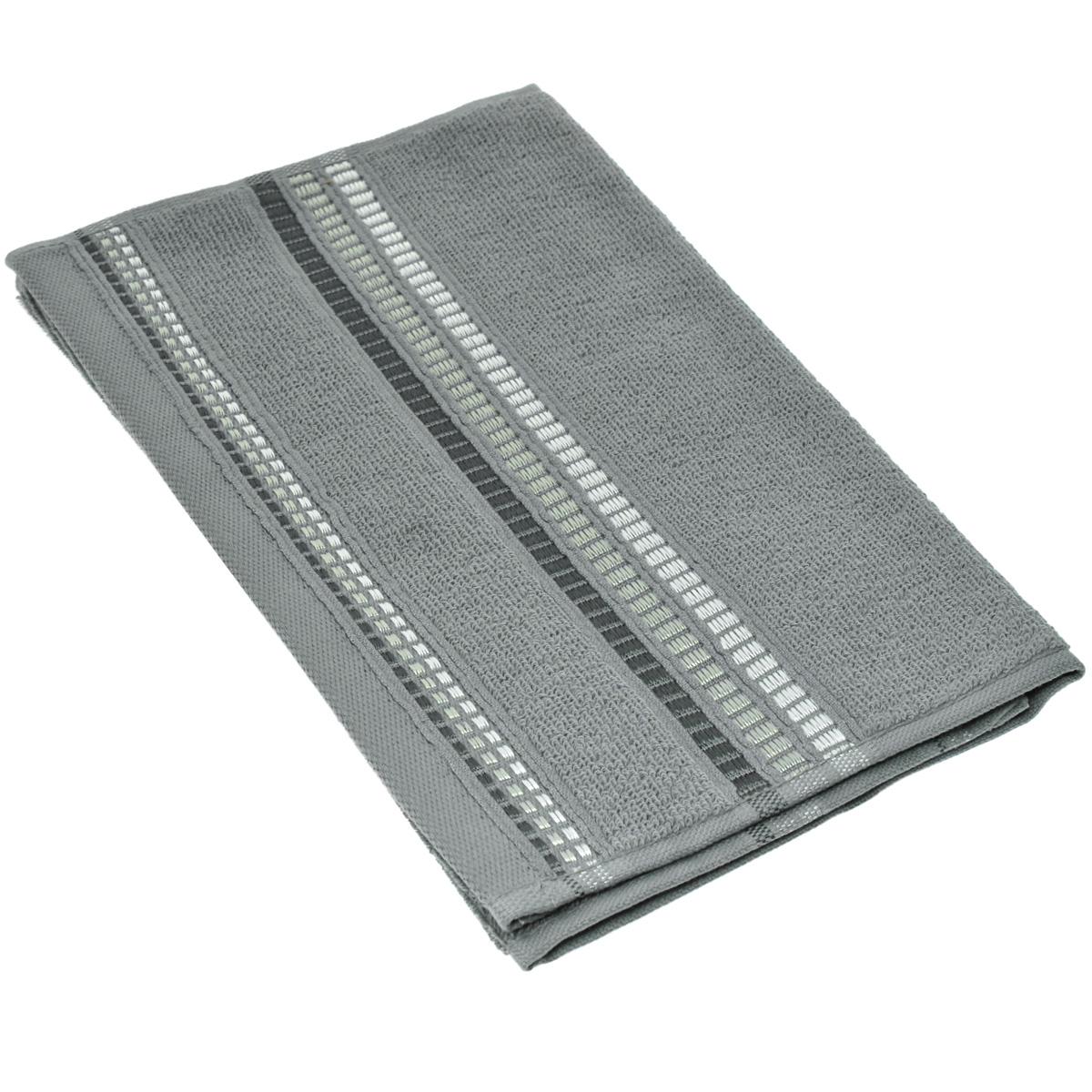 Полотенце махровое Coronet Пиано, цвет: светло-серый, 30 см х 50 смES-412Махровое полотенце Coronet Пиано, изготовленное из натурального хлопка, подарит массу положительных эмоций и приятных ощущений. Полотенце отличается нежностью и мягкостью материала, утонченным дизайном и превосходным качеством. Оно прекрасно впитывает влагу, быстро сохнет и не теряет своих свойств после многократных стирок. Махровое полотенце Coronet Пиано станет достойным выбором для вас и приятным подарком для ваших близких. Мягкость и высокое качество материала, из которого изготовлены полотенца не оставит вас равнодушными.