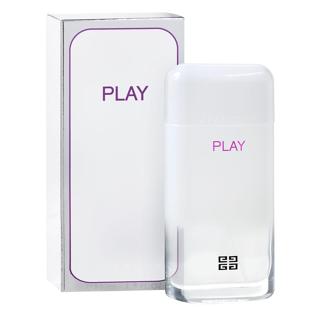 Givenchy Туалетная вода Play For Her Eau de Toilette, женская, 50 мл givenchy eau de toilette intense купить в спб