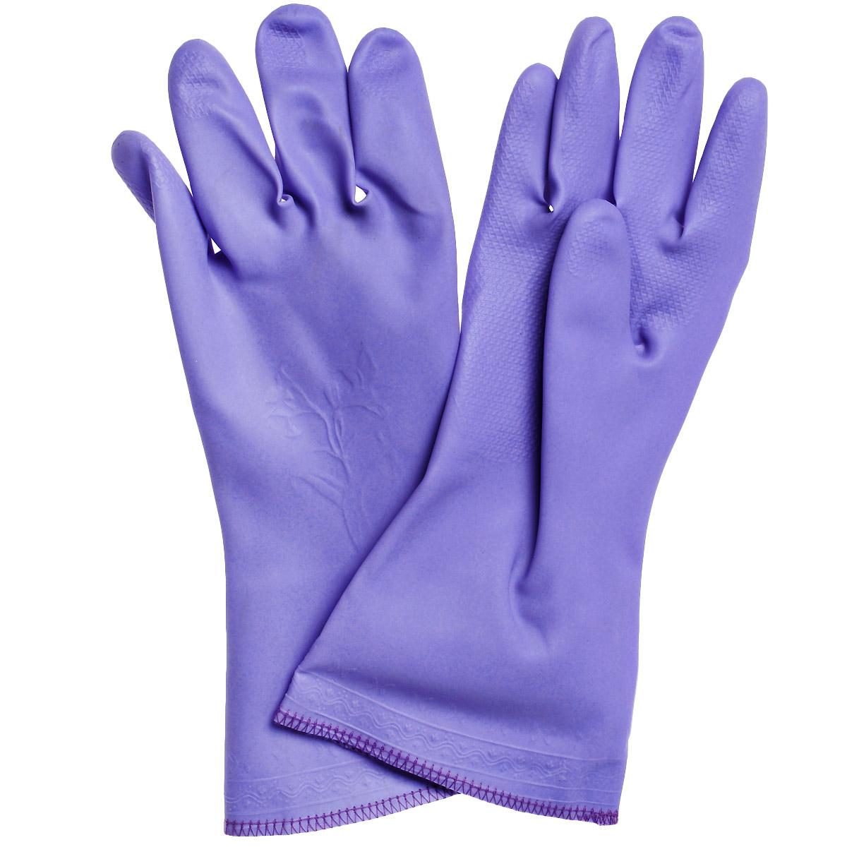 Перчатки хозяйственные Airline, из ПВХ531-105Хозяйственные перчатки Airline позволяют обеспечить защиту рук при выполнении большинства бытовых или производственных работ.Преимущества:Защита рук от нефтепродуктов и масел;Защита рук от слабых растворов кислот и щелочей;Тканевая подкладка для дополнительного комфорта.