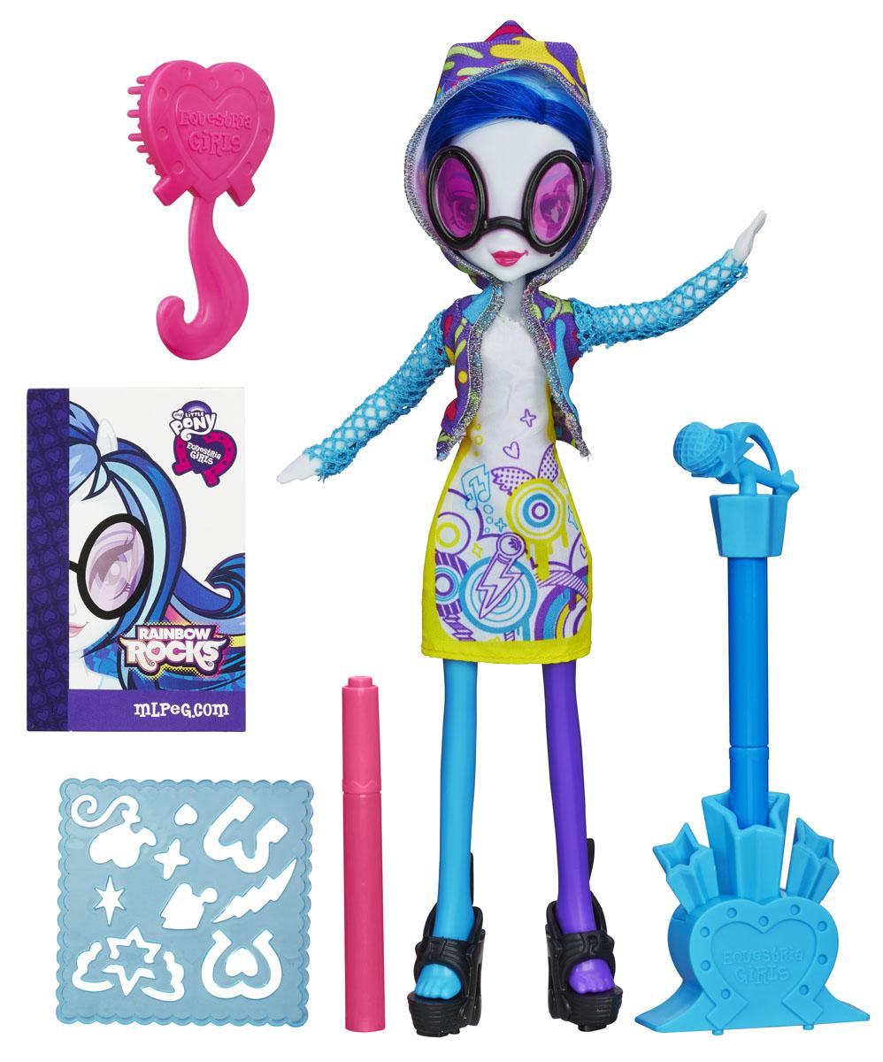 My Little Pony Игровой набор с куклой Ди-джей Пон-3