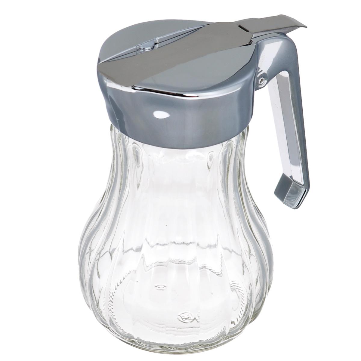 Сливочник Tescoma Classic, 250 мл115510Сливочник Tescoma Classic изготовлен из пластика и стекла. Изделие оснащено удобным дозатором и предназначено для сливок, молока или меда. Сливочник прекрасно подходит для сервировки стола, отлично вписывается в интерьер современной кухни, а также будет отличным подарком для любой хозяйки. Нельзя мыть в посудомоечной машине.