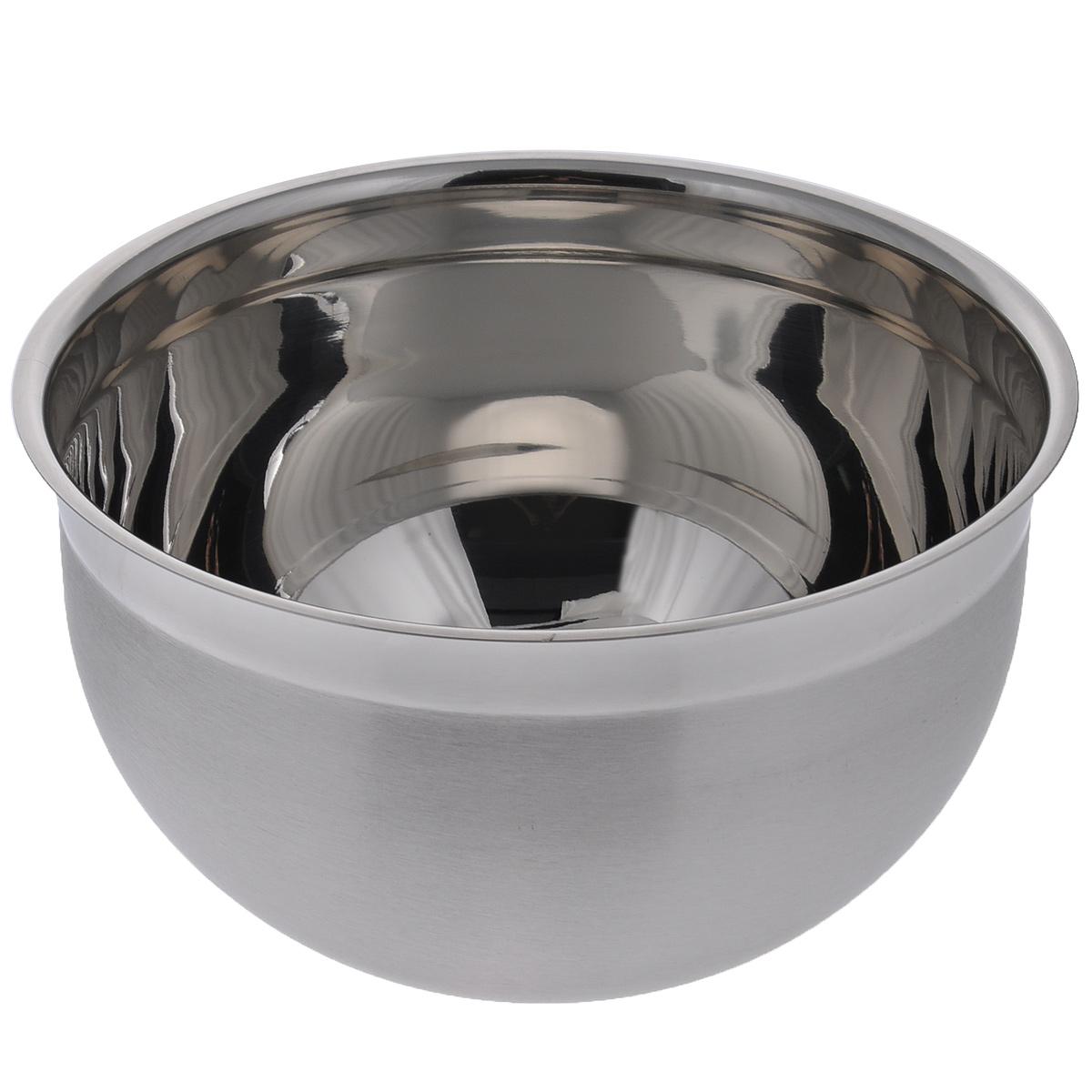 Миска Tescoma Delicia, диаметр 24 см115510Миска Tescoma Delicia, изготовленная из высококачественной нержавеющей стали, просто незаменимая вещь на кухне любой современной хозяйки. С ней приготовление и употребление пищи переходит на качественно новый уровень. Вы сможете использовать ее для замешивания теста, приготовления салата, мытья овощей и многих других кулинарных операций.Можно мыть в посудомоечной машине.