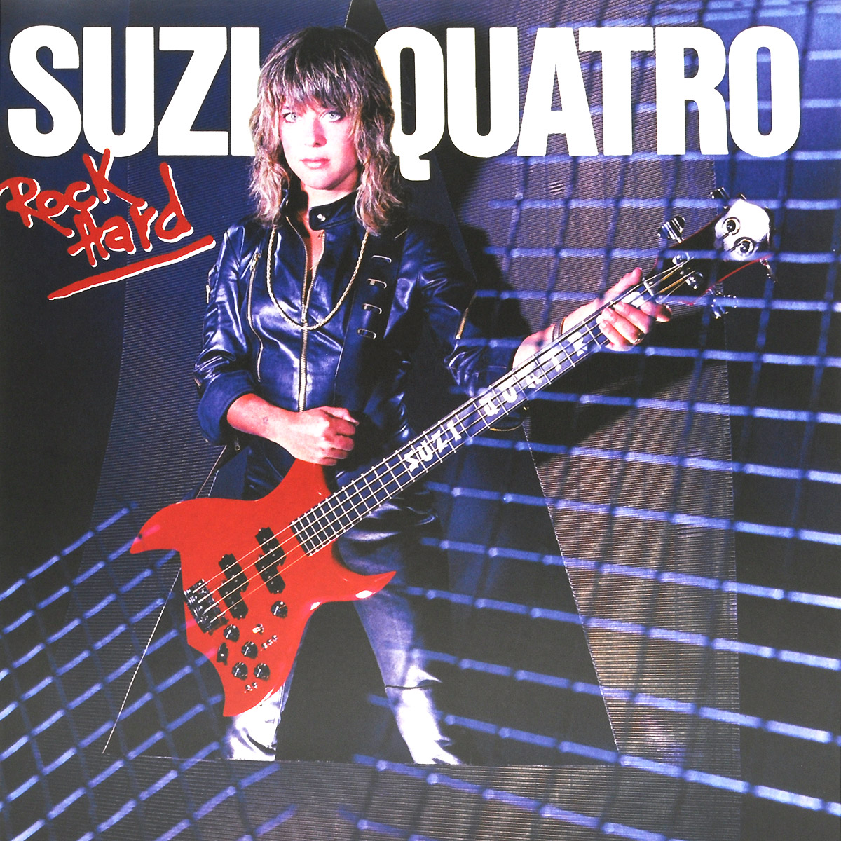 Сьюзи Куатро Suzi Quatro. Rock Hard (LP) кид рок kid rock first kiss lp