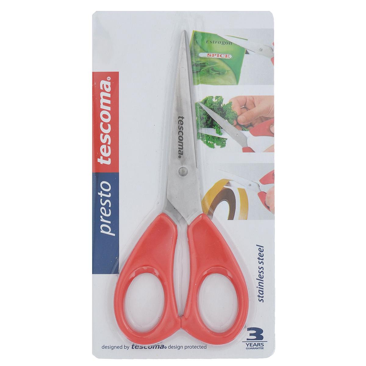 Ножницы Tescoma Presto, универсальные, 16 см