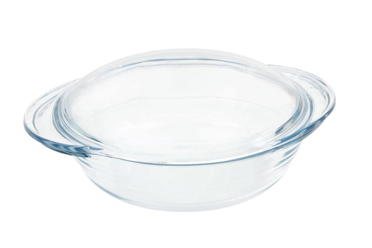 Кастрюля для СВЧ Marinex Террина с крышкой, круглая, 2,8 лROUND C18-PКруглая кастрюля для СВЧ Marinex Террина изготовлена из жаропрочного стекла. Изделие оснащено удобными ручками и крышкой. Стеклянная кастрюля очень удобна для приготовления и подачи самых разнообразных блюд: супов, вторых блюд, десертов. Благодаря прозрачности стекла, за едой можно наблюдать при ее готовке. Используя эту кастрюлю, вы можете, как приготовить пищу, так и изящно подать ее к столу, не меняя посуды. Идеально подходит для запекания в духовках, микроволновых печах, холодильниках и морозильных камерах. Можно мыть в посудомоечной машине. Запрещается использовать на открытых электрических печах, горелках, конфорках, гриле. Не ставить нагретую посуду на холодные или влажные поверхности. Не заливать холодную воду и другие жидкости в нагретую посуду. Не использовать абразивные материалы и моющие средства. Не подвергать воздействию заостренных приборов. Не использовать при появлении сколов, трещин, царапин.