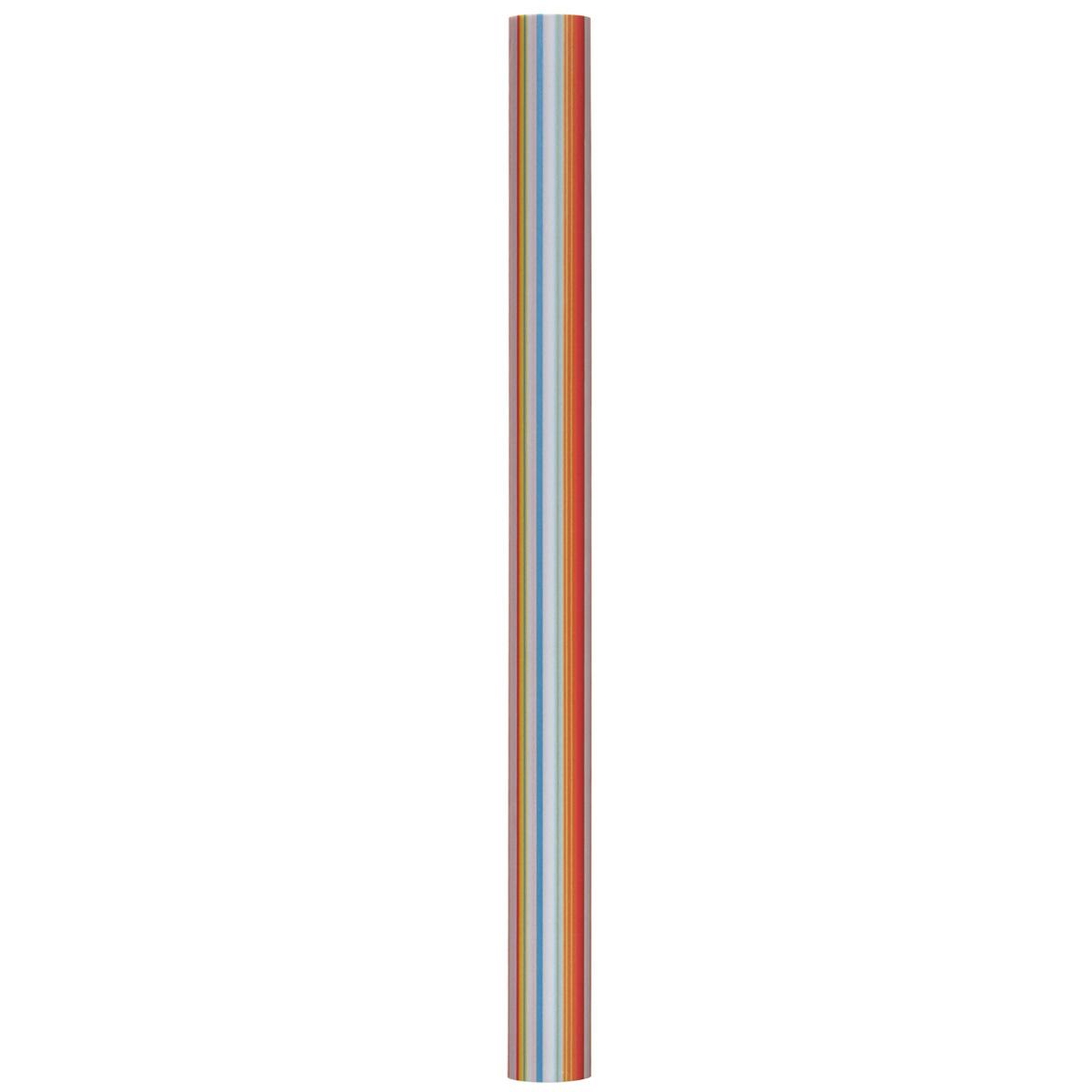 Транспарентная бумага Folia Яркие полосы, 50,5 x 70 смC0042416Транспарентная бумага Folia Яркие полосы - полупрозрачная бумага с оригинальным дизайном в виде разноцветных полос. Используется для изготовления открыток, для скрапбукинга и других декоративных или дизайнерских работ. Бумага прекрасно держит форму, не пачкает руки, отлично крепится. Конструирование из транспарентной бумаги - необходимый для развития детей процесс. Во время занятия аппликацией ребенок сумеет разработать четкость движений, ловкость пальцев, аккуратность и внимательность. Кроме того, транспарентная бумага позволит разнообразить идеи ребенка при создании творческих работ.