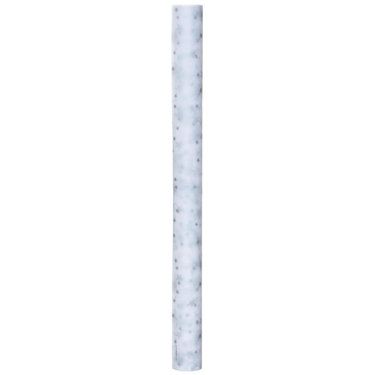 Транспарентная бумага Folia Звезды, цвет: белый, серебристый, 50,5 x 70 см7701652_03 св.розовыйТранспарентная бумага Folia Звезды - полупрозрачная бумага с оригинальным дизайном в виде красивых звезд. Используется для изготовления открыток, для скрапбукинга и других декоративных или дизайнерских работ. Бумага прекрасно держит форму, не пачкает руки, отлично крепится. Конструирование из транспарентной бумаги - необходимый для развития детей процесс. Во время занятия аппликацией ребенок сумеет разработать четкость движений, ловкость пальцев, аккуратность и внимательность. Кроме того, транспарентная бумага позволит разнообразить идеи ребенка при создании творческих работ.