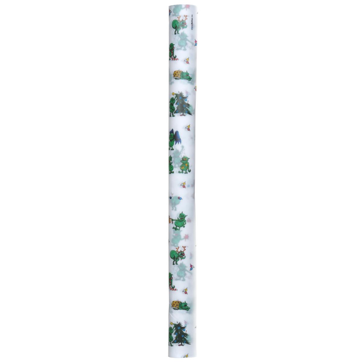 Транспарентная бумага Folia Рождественские тролли, цвет: белый, зеленый, 50,5 x 70 см55052Транспарентная бумага Folia Рождественские тролли - полупрозрачная бумага с оригинальным дизайном в виде различных троллей. Используется для изготовления открыток, для скрапбукинга и других декоративных или дизайнерских работ. Бумага прекрасно держит форму, не пачкает руки, отлично крепится. Конструирование из транспарентной бумаги - необходимый для развития детей процесс. Во время занятия аппликацией ребенок сумеет разработать четкость движений, ловкость пальцев, аккуратность и внимательность. Кроме того, транспарентная бумага позволит разнообразить идеи ребенка при создании творческих работ.