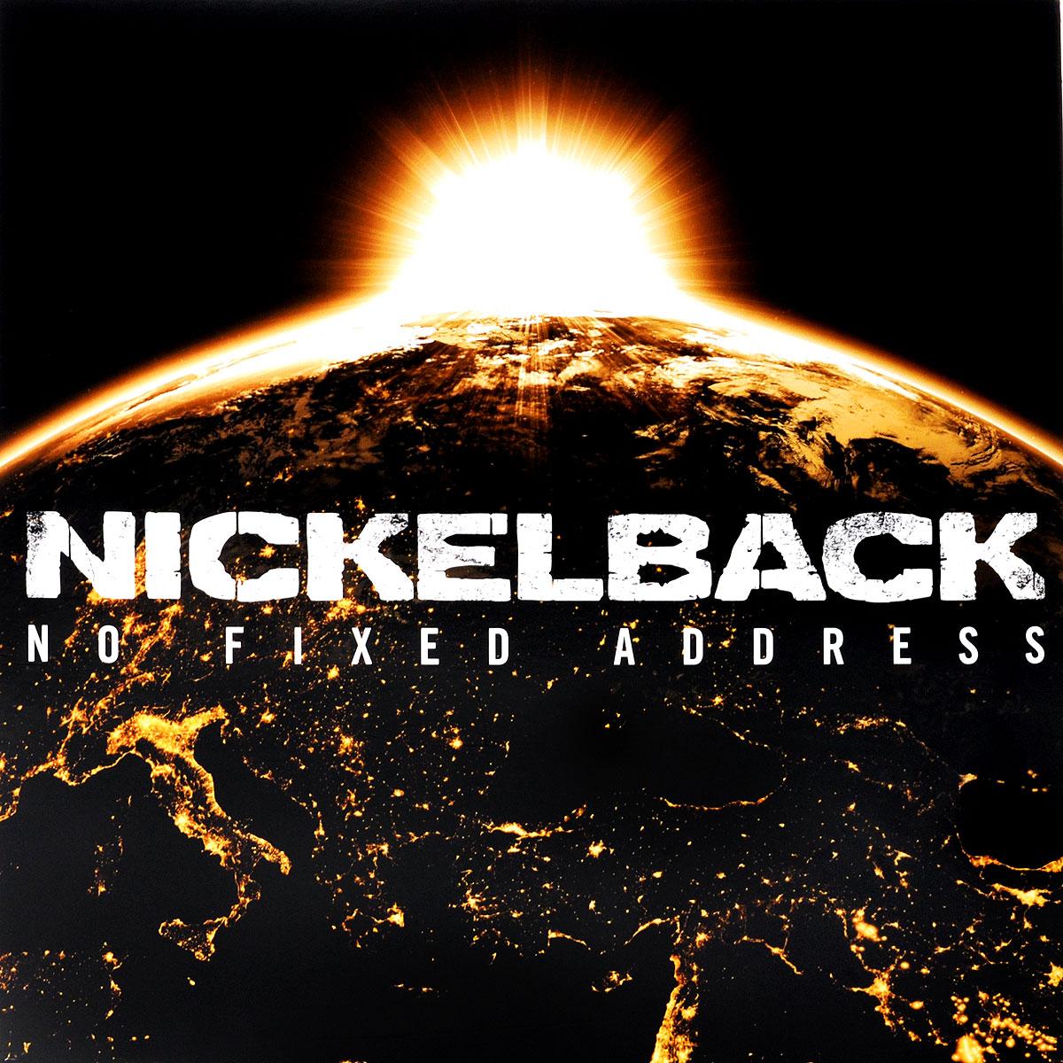 Nickelback Nickelback. No Fixed Address (LP) cd диск nickelback the best of nickelback volume 1 1 cd