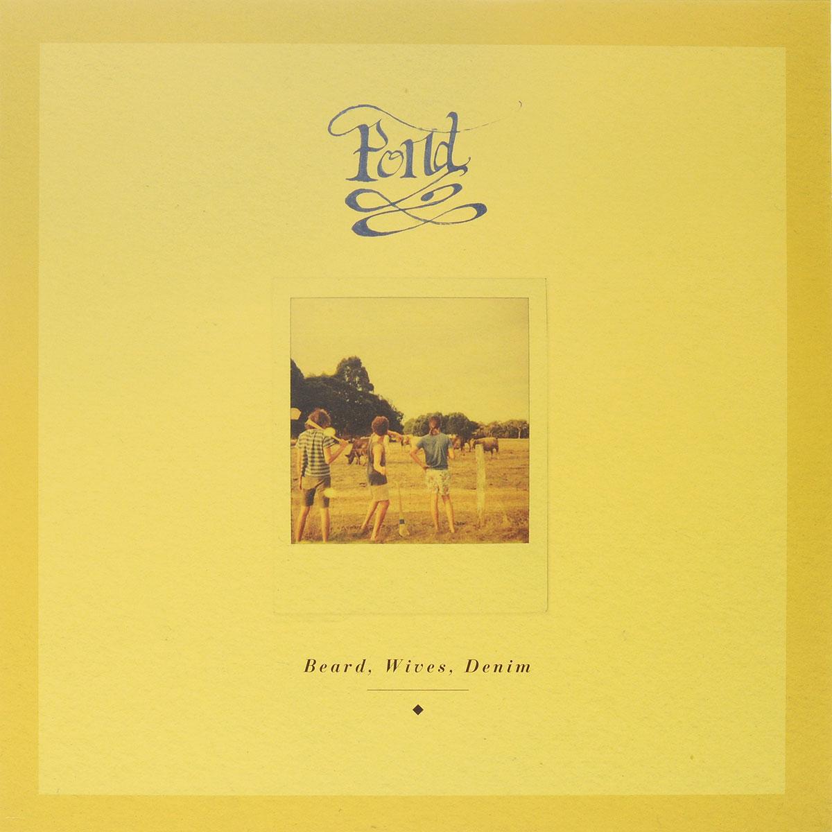 Pond Pond. Beard, Wives, Denim (2 LP) little women & good wives
