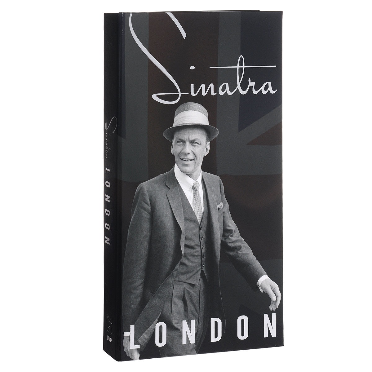 Фрэнк Синатра Sinatra. London (3 CD + DVD) the second time i saw you