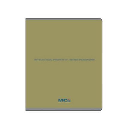 Полиграфика Тетрадь, 96л MC-7 оливковый72523WDПолиграфика Тетрадь, 96л MC-7 оливковый