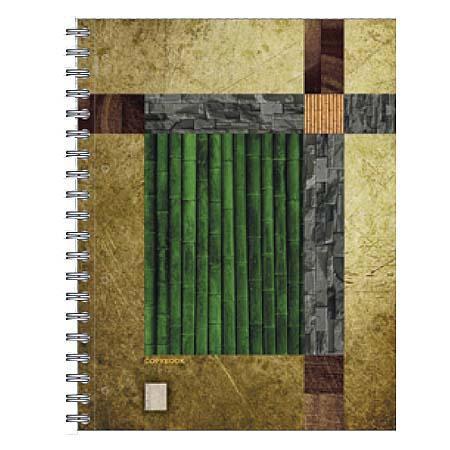 Тетрадь А4 120л Eco-Texture,жесткий ламинат (глянцевый),бамбук72523WDтетрадь А4 120л Eco-Texture, жесткий ламинат (глянцевый), бамбук