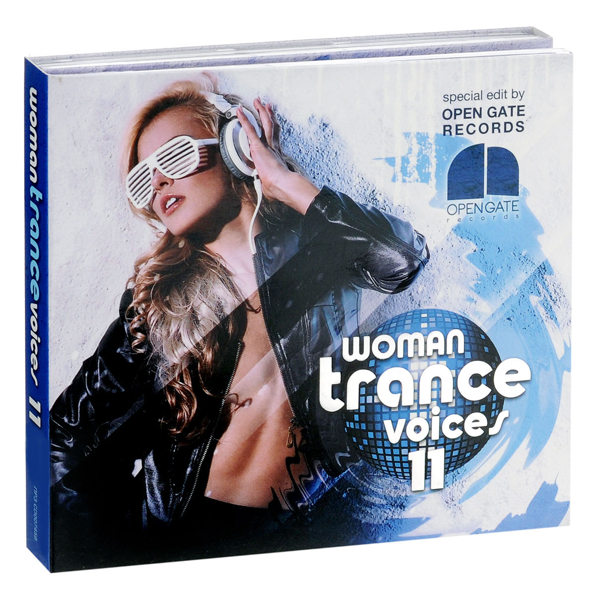 Woman Trance Voices 11 (3 CD)